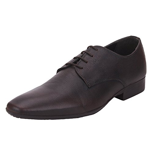 Red Tape Men's Cocoa Formal Shoes