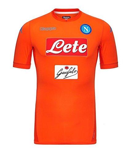Maglia Gara Portiere Arancione S.S.C. Napoli 2017/2018 (L)