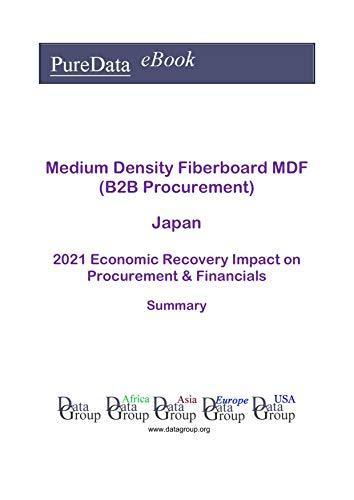 Medium Density Fiberboard MDF (B2B Procurement) Japan Summary: 2021 Economic Recovery Impact on Revenues & Financials (English Edition)