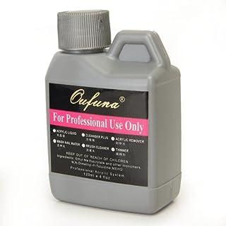 zeuxs Arpoador–Líquido acrílico profesional uñas aceite para Nail Art polvo consejos 120ml
