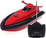 Kinder Erwachsene RC Boote Spielzeug, Yacht Capsize Erholung Outdoor-Pool See Elektrische Wasserfahrzeug-Rennstätter Geschenke
