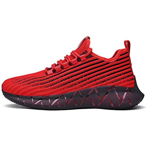 Zapatillas Running Hombre Sneakers Calzado Deportivo Hombre Zapatos Transpirables Gimnasio Caminar