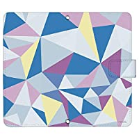 OPPO Reno5 A A101OP ケース [デザイン:1.Mimi01/マグネットハンドあり] Mimiカラフルパターン オッポ レノ5a a101op 手帳型 スマホケース スマホカバー 手帳 携帯 カバー