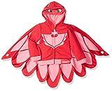 PJ Masks Girls Owlette Hoodie, Pink, 3T