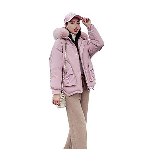 Donsjas korte mantel damesbrood huishoudtextiel kleding winter nieuwe donskatoenen kleding losse honing en brood