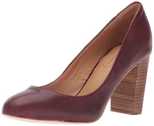 Opportunity Shoes - Corso Como Women's ANYA 2.0 Pump, Plum Vintage Goat, 7.5 Medium US