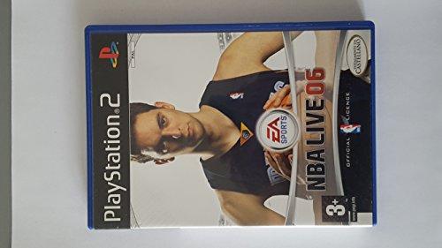 Playstation 2 PS2 - NBA Live 06