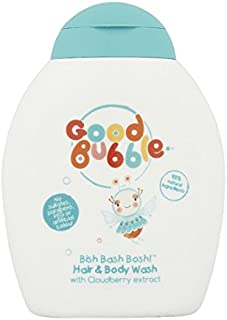Good Bubble Cloudberry Hair & Body Wash 250ml (Pack of 6) - 良いバブルクラウドベリーヘア&ボディウォッシュ250ミリリットル (x6) [並行輸入品]