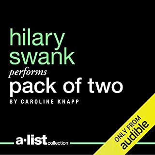 Pack of Two audiobook cover art