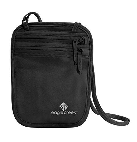 Eagle Creek Silk Undercover Neck Wallet Geldtasche für Sport und Reisen aus Seide Brustbeutel