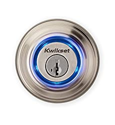 Amazon Associates Link: Kwikset Kevo