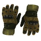 FabSeasons Cycling, Riding, Mountain Bike, Full Finger Anti-Slip Gloves for Men and Women (Free...