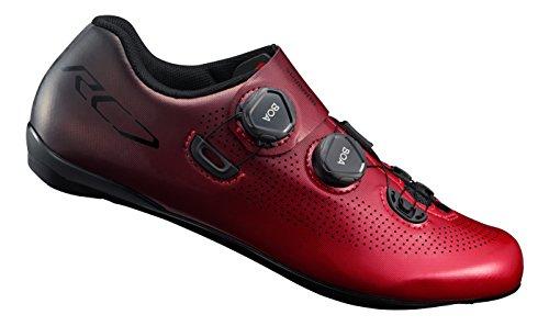 SHIMANO SH-RC7 Fahrradschuhe red Schuhgröße EU 45 2020 Rad-Schuhe Radsport-Schuhe