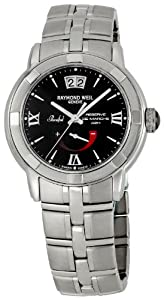 Raymond Weil Men's 2843-ST-00207 Parsifal Black Dial Watch Shop and For Your and review