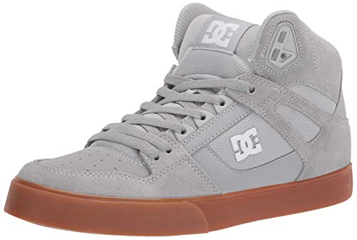 DC mens Pure High-top Wc Skate Shoe…