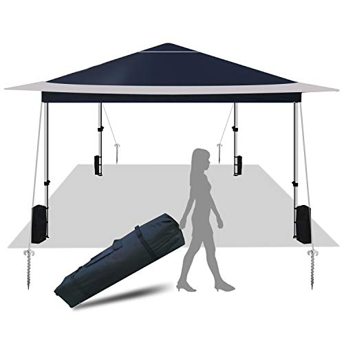 Outdoor Gazebo Pop-up Canopy Tent Extra 12 x 12...