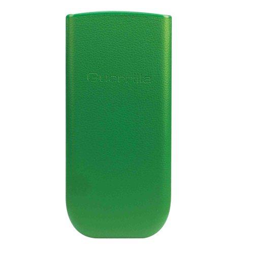 Guerrilla Leather Hard Slide Case-Cover for TI-84 Plus, TI 84-Plus C Silver Edition, TI-89 Titanium Graphing Calculator, Green Photo #3