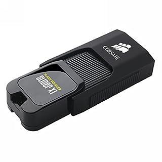 Corsair Flash Voyager Slider X1 - Unidad de Memoria Flash USB 3.0 de 128 GB (diseño Compacto) (CMFSL3X1-128GB) (B00S89EMB8) | Amazon price tracker / tracking, Amazon price history charts, Amazon price watches, Amazon price drop alerts