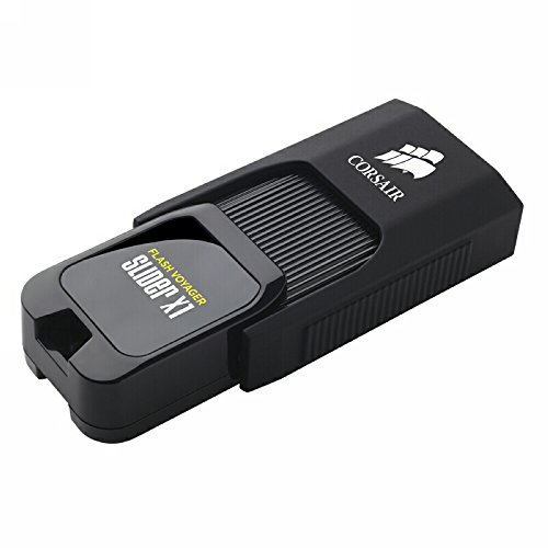 Corsair CMFSL3X1-256GB Flash Voyager Slider X1 256GB USB 3.0 Kompakt Flash Drive