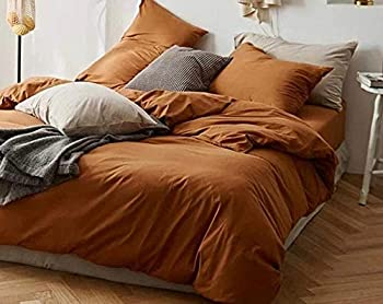 Best burnt orange bedding set Reviews