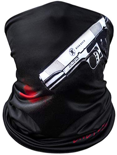 Special Edition Motorcycle Mask By Indie Ridge And RISK - Ski Snowboard Cold Weather Neck Gaiter (1911)