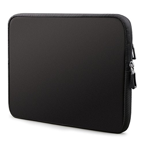 """Inateck 13-13.3"""" MacBook Air/Pro Retina Sleeve Carrying Case Cover Protective Bag, Water Repellent - Black (LC1300B)"""