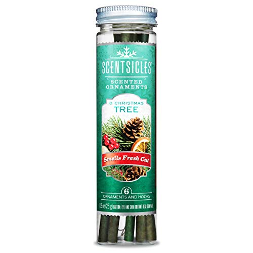 Premier Scentsicles Pack of 6 'O Christmas Tree' Scent Sticks - AC1872