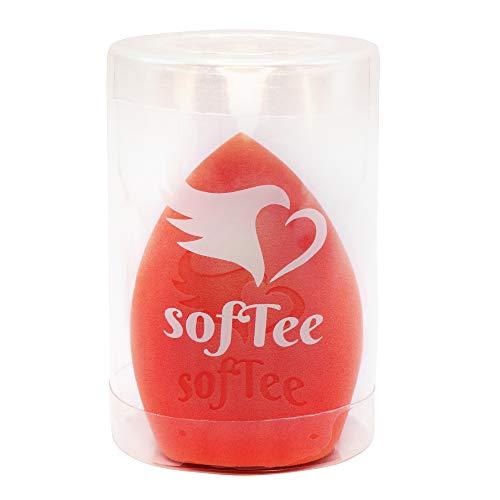 SofTee XL Beauty Sponge for Face, Body, Makeup, Skin