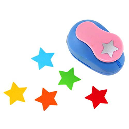 CADY Crafts Punch 1-Inch Paper Punches (Lucky Star)