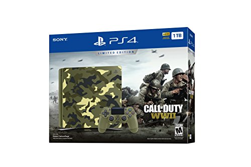 Console PlayStation Call of Duty WWII Deuxième Guerre Mondiale - 1