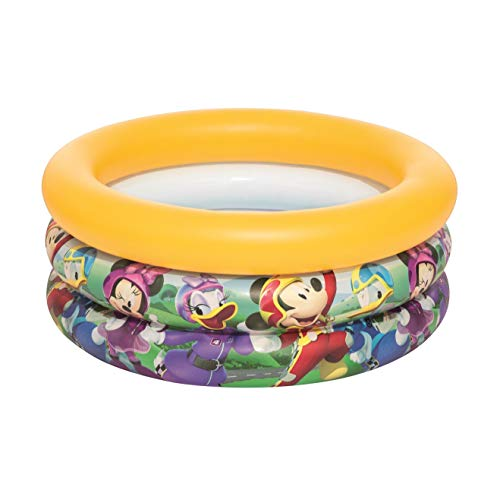"""Bestway 91018 - Planschbecken \""""Mickey Mouse Clubhouse\"""" 70x30cm Babypool"""