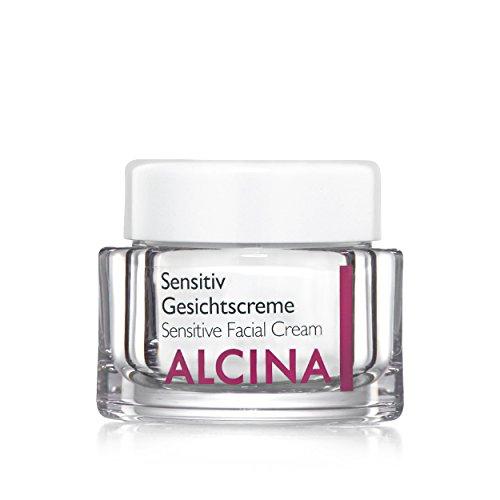 Alcina Sensitiv Gesichtscreme unparfümiert 50 ml