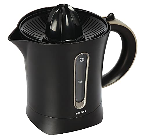 Havells Citrus Press 30-Watt Juicer (Black)
