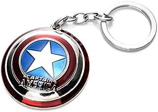 Anime Avengers Model, Captain America Keychains, Pendants