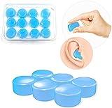 Tappi per le orecchie in silicone (blue)