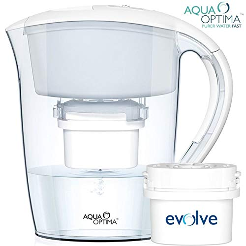 Aqua Optima Minerva Plus - Jarra con 5 filtros de...