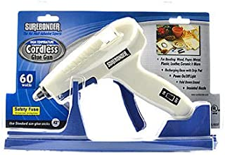 Surebonder CL-800 Cordless High Temperature Glue Gun each [PACK OF 2 ]