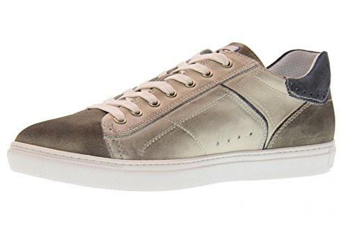Nero Giardini Sneakers Uomo, Blu (Scarpette a Strappo Voltaic 3 Velcro Fade - Bambini), 40 EU