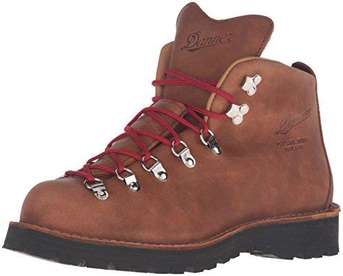 Danner Men's Portland Select Mountain Light Cascade Clovis Hiking Boot, Brown, 9.5 2E US