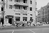 Pakistan Karachi Bank of India Building Poster Drucken