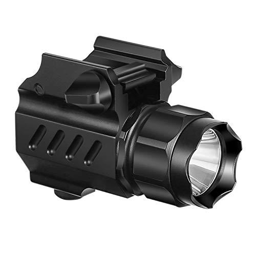 eSpot タクティカルライト ウエポン エアガン フラッシュライト CREE XLamp LED搭載 20mmレイル EG01