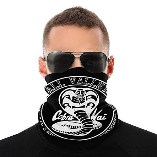 Cobra Kai All Valley Championship 84 Karate Kid Variety Kopftuch Fahrrad Magic Headwear Neck Gaiter Face Bandana Schal