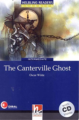 The Canterville Ghost. Livello 5 (B1). Con CD Audio [Lingua inglese]