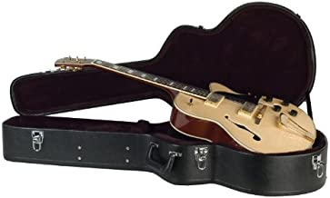 Guardian CG-022-HD Deluxe Archtop Hardshell Case, Deep Hollowbody