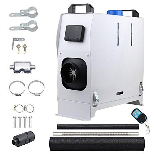Cuttey 8KW 12V Calentador Diesel, Calefactor 12v Furgoneta, Calentador De Estacionamiento del Calentador del Automóvil para Automóviles/Camionetas