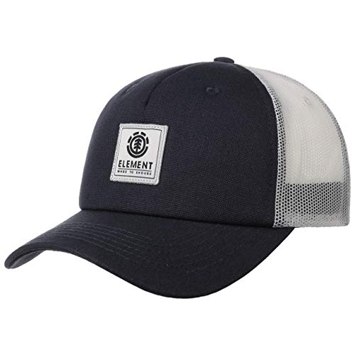 Element Icon Mesh Cap Caps, Hombre, Dark Navy, One Size