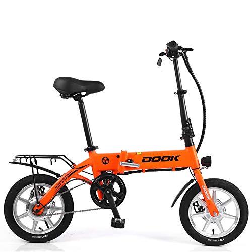Scooter Eléctrico, La Bicicleta Plegable Eléctrico Con Motor De 250W / 8,0...