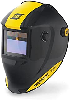 Pantalla Warrior Tech Black ESAB