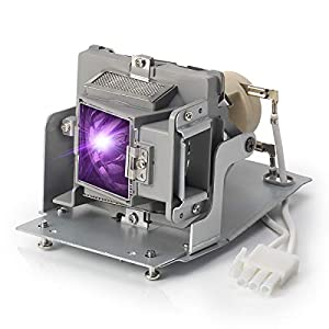 Aimdio 5J.JED05.001 Projector Lamp for BenQ W1090 TH683 HT1070 BH302 Replacement Projector Lamp Bulb with Housing