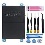 Mukuzi バッテリー iPad Air 1st ipad5 A1474 1475 A1484 互換バッテリー 贈り物を贈る 据え付け道具